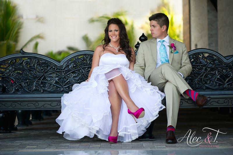 Azul cabo wedding