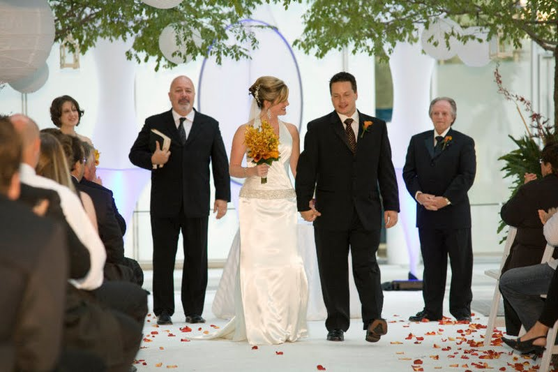 A Premier Atlanta Wedding Officiated by Ray Waters